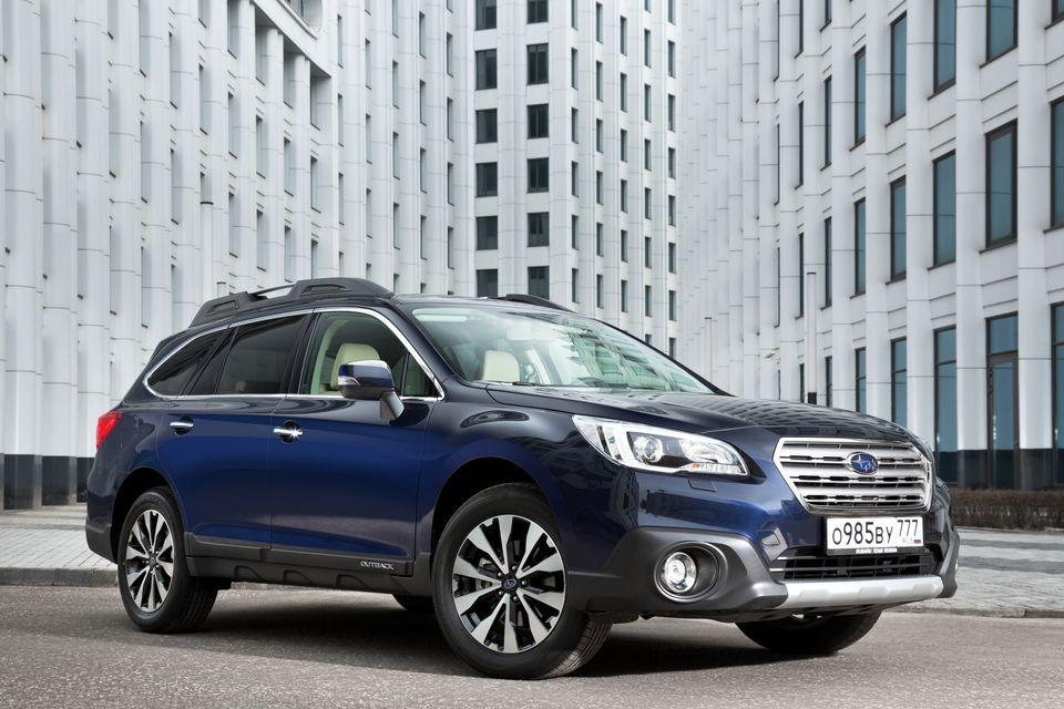 Выгодный автокредит на покупку нового Subaru Outback